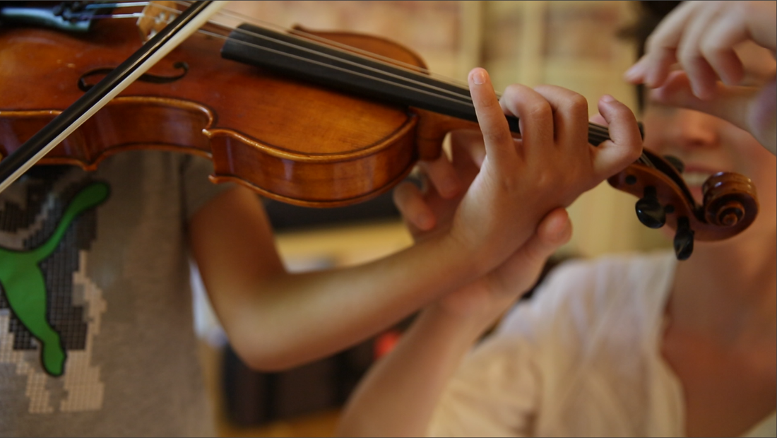 Violin Lessons at the Mindful Music Studio in Arlington MA